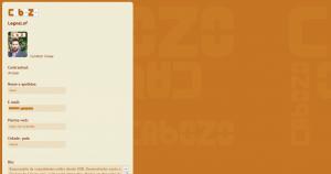 Opcións de configuración da túa conta en Cabozo