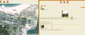 Comenta e aporta información dos sitios de interese que comparten outros usuarios