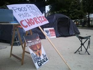 Fotos da #acampadalugo por Cabozo.com