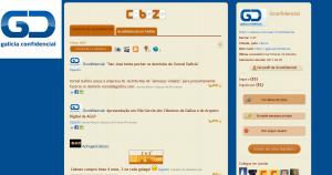 Taboleiro público de Galicia Confidencial