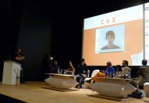 Cabozo en Bweb2011