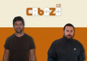 Antonio Mariño y Ángel Folgueira, autores de Cabozo.com