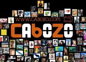 Composición con avatares de los primeros usuarios de Cabozo