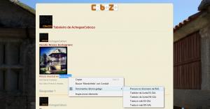 Extensión de galego para Google Chrome