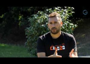 Ángel Folgueira explica as peculiaridades de Cabozo
