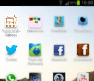 Ejemplo de acceso directo desde nuestro móvil