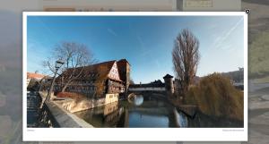 Cabozo incorpora soporte para compartir e visualizar imaxes 360º