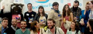Premiados en el I MexilOnseTuits